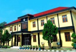 Gedung SMK Negeri 1 Padaherang