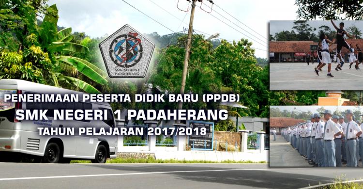Informasi PPDB SMKN 1 Padaherang