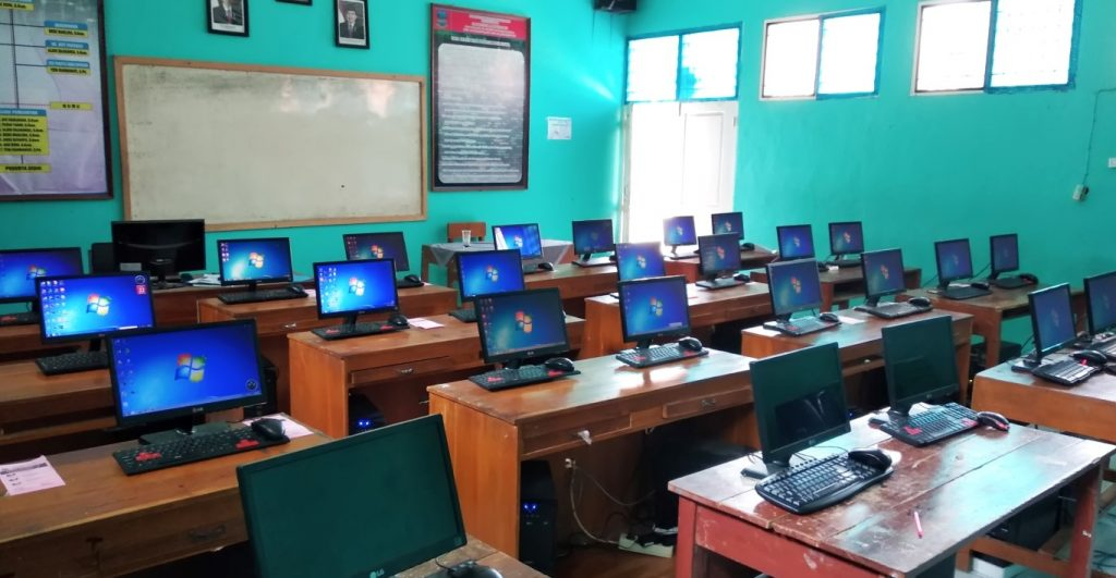 Lab Komputer SMKN 1 Padaherang
