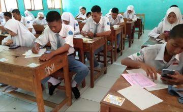 PAS SMK Negeri 1 Padaherang