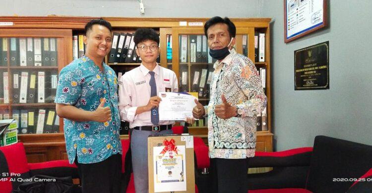 SMKN 1 Padaherang Juara 1 KUWL Challange